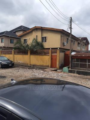 Block of 4 Flat of Three Bedroom | Houses & Apartments For Sale for sale in Surulere, Ijesha