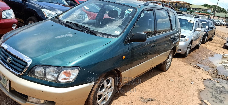 Toyota Picnic 2002 Green | Cars for sale in Egbeda, Oyo State, Nigeria