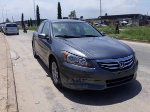 Honda Accord 2011 Sedan LX Automatic Gray | Cars for sale in Lagos State, Amuwo-Odofin