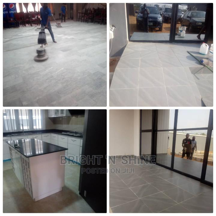 Archive: Cleaning Services, Mable and Tiles Polishing/ Fumigation