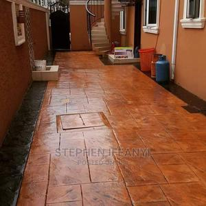 Landscape Stamp Polishing   Building & Trades Services for sale in Lagos State, Gbagada