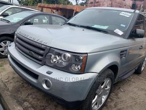 Land Rover Range Rover Sport 2006 HSE 4x4 (4.4L 8cyl 6A) Blue   Cars for sale in Lagos State, Amuwo-Odofin