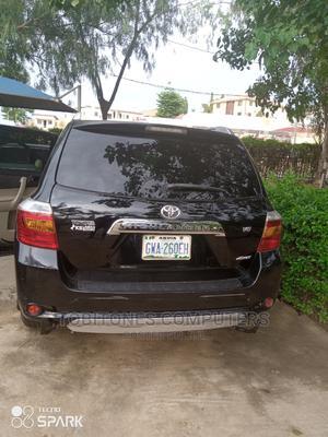 Toyota Highlander 2011 Black | Cars for sale in Abuja (FCT) State, Garki 1