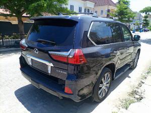 Lexus LX 2017 570 Base Blue | Cars for sale in Lagos State, Lekki