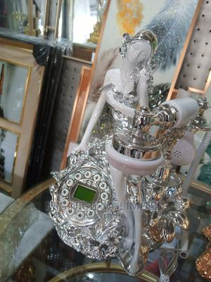 White Telephone Amd Horse Decorations | Home Accessories for sale in Lagos State, Surulere