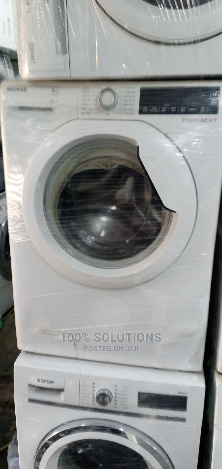 8kg and 9kg Clean Beko and Hoover Washing Machine for Sales | Home Appliances for sale in Surulere, Lagos State, Nigeria