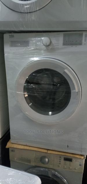 8kg and 9kg Clean Beko and Hoover Washing Machine for Sales | Home Appliances for sale in Lagos State, Surulere