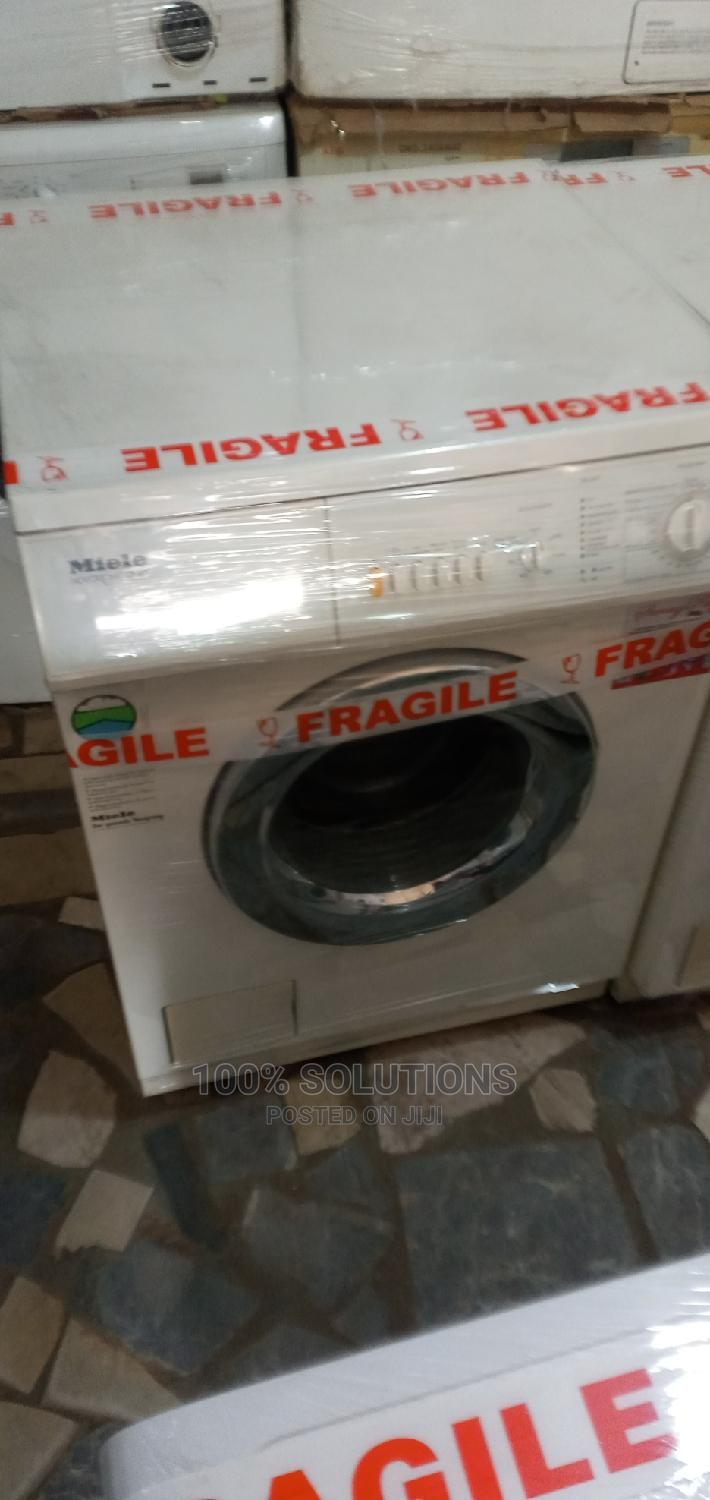 Super Clean and Working Washing Machine for Sales | Home Appliances for sale in Surulere, Lagos State, Nigeria