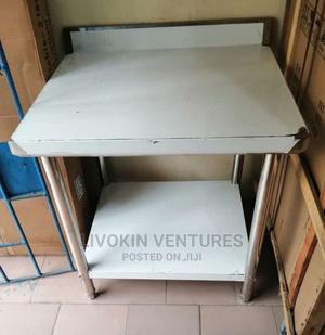 3ft Stainless Work Table   Restaurant & Catering Equipment for sale in Lagos State, Ojo