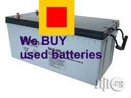 Used Inverter Battery in Lekki | Electrical Equipment for sale in Lagos State, Lekki