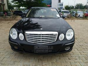 Mercedes-Benz E350 2007 Black | Cars for sale in Abuja (FCT) State, Central Business District