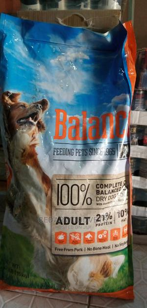 Balance Dog Food 15kg Adults | Pet's Accessories for sale in Abuja (FCT) State, Gwagwalada