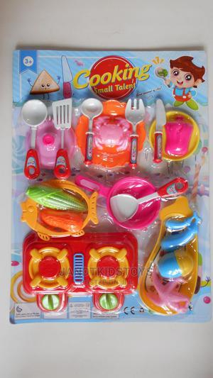 Children Girl Mini Kitchen Set | Toys for sale in Abuja (FCT) State, Gwarinpa