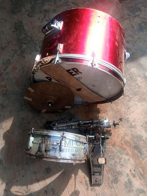 Drums:Base and Hi Hat Stand With Snare Stand | Musical Instruments & Gear for sale in Ekiti State, Ado Ekiti