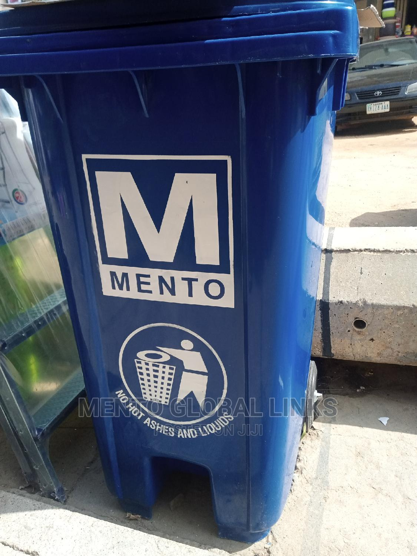 Waste Bin 240lt
