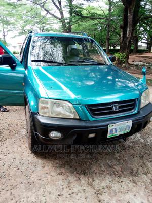 Honda CR-V 2001 2.0 Automatic Green | Cars for sale in Anambra State, Idemili