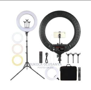 18 Inches Ring Light   Audio & Music Equipment for sale in Lagos State, Ikeja