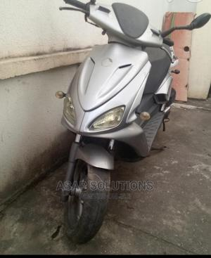 Kymco 2009 Silver | Motorcycles & Scooters for sale in Lagos State, Ojodu