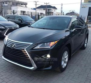 Lexus RX 2017 350 AWD Black | Cars for sale in Rivers State, Port-Harcourt