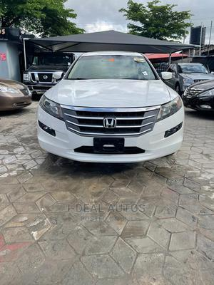 Honda Accord CrossTour 2010 White   Cars for sale in Lagos State, Ajah