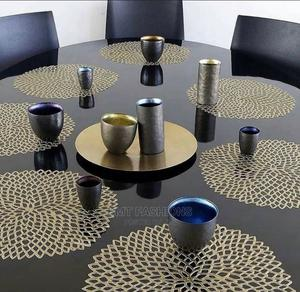 Gold Table Place Mats | Home Accessories for sale in Lagos State, Ogba