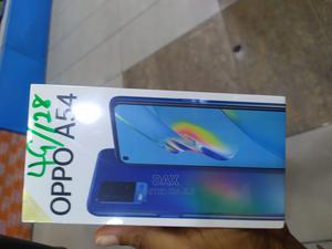 New Oppo A54 128 GB Black | Mobile Phones for sale in Lagos State, Victoria Island