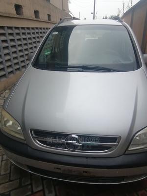 Opel Zafira 2006 1.6 Gray   Cars for sale in Lagos State, Ogudu