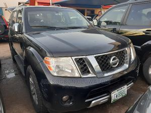 Nissan Pathfinder 2008 LE Black | Cars for sale in Lagos State, Ifako-Ijaiye
