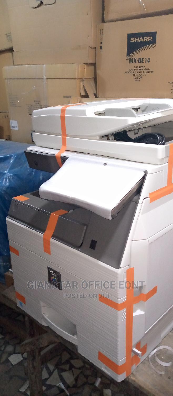 Sharp Coloured Copier, MX-4070N