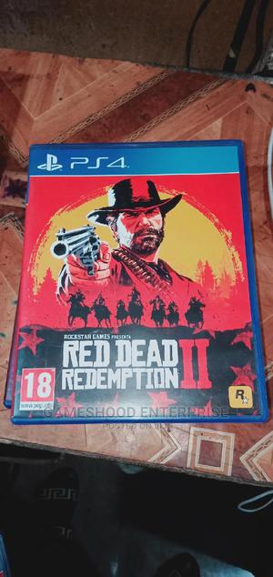 Red Dead Redemption Ps4 Disc | Video Games for sale in Anambra State, Onitsha