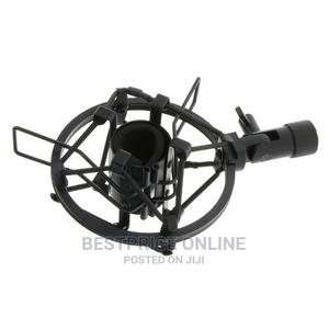 Microphone Shock Mount For Condenser Microphone | Accessories & Supplies for Electronics for sale in Lagos State, Ikeja