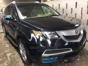 Acura MDX 2012 Black   Cars for sale in Lagos State, Apapa