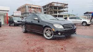 Mercedes-Benz C350 2008 Black | Cars for sale in Lagos State, Lekki