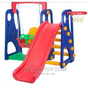 Slide , Swing and Basket Ball   Toys for sale in Lagos State, Lagos Island (Eko)