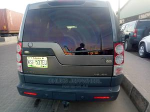 Land Rover LR3 2007 V8 SE Gray | Cars for sale in Lagos State, Isolo