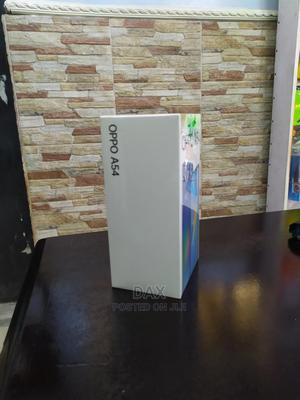 New Oppo A54 64 GB Black | Mobile Phones for sale in Lagos State, Victoria Island
