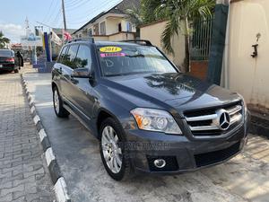 Mercedes-Benz GLK-Class 2011 350 Beige | Cars for sale in Lagos State, Ojodu