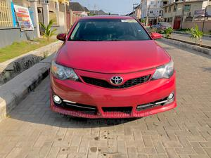 Toyota Camry 2012 Red | Cars for sale in Lagos State, Amuwo-Odofin