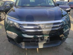 Honda Pilot 2016 LX 4dr SUV (3.5L 6cyl 5A) Black | Cars for sale in Lagos State, Ikeja