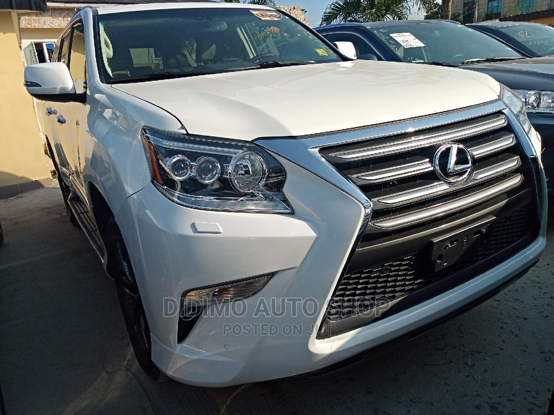 Archive: Lexus GX 2014 460 Luxury White