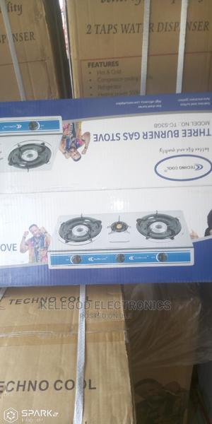 3 Burner Gas Stove | Kitchen Appliances for sale in Lagos State, Victoria Island