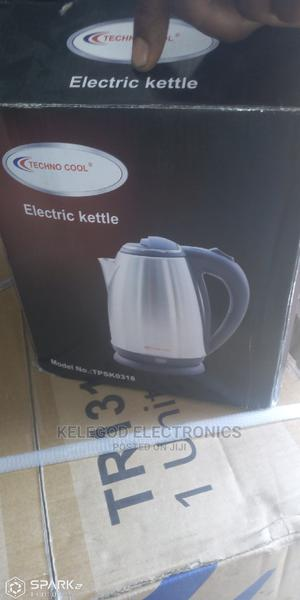 Electric Kettle/Jug | Kitchen Appliances for sale in Lagos State, Victoria Island