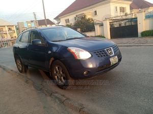 Nissan Rogue 2008 SL 4WD Blue   Cars for sale in Abuja (FCT) State, Gwarinpa