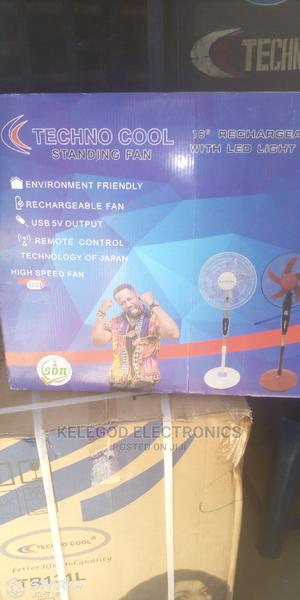 16 Inches Rechargeable Fan | Home Appliances for sale in Lagos State, Ogba