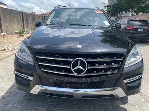 Mercedes-Benz M Class 2014 Black   Cars for sale in Lagos State, Isolo