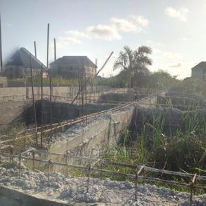 Dryland With Foundation at Stonewater Abuleado Lovely Estate | Land & Plots For Sale for sale in Amuwo-Odofin, Abule Ado