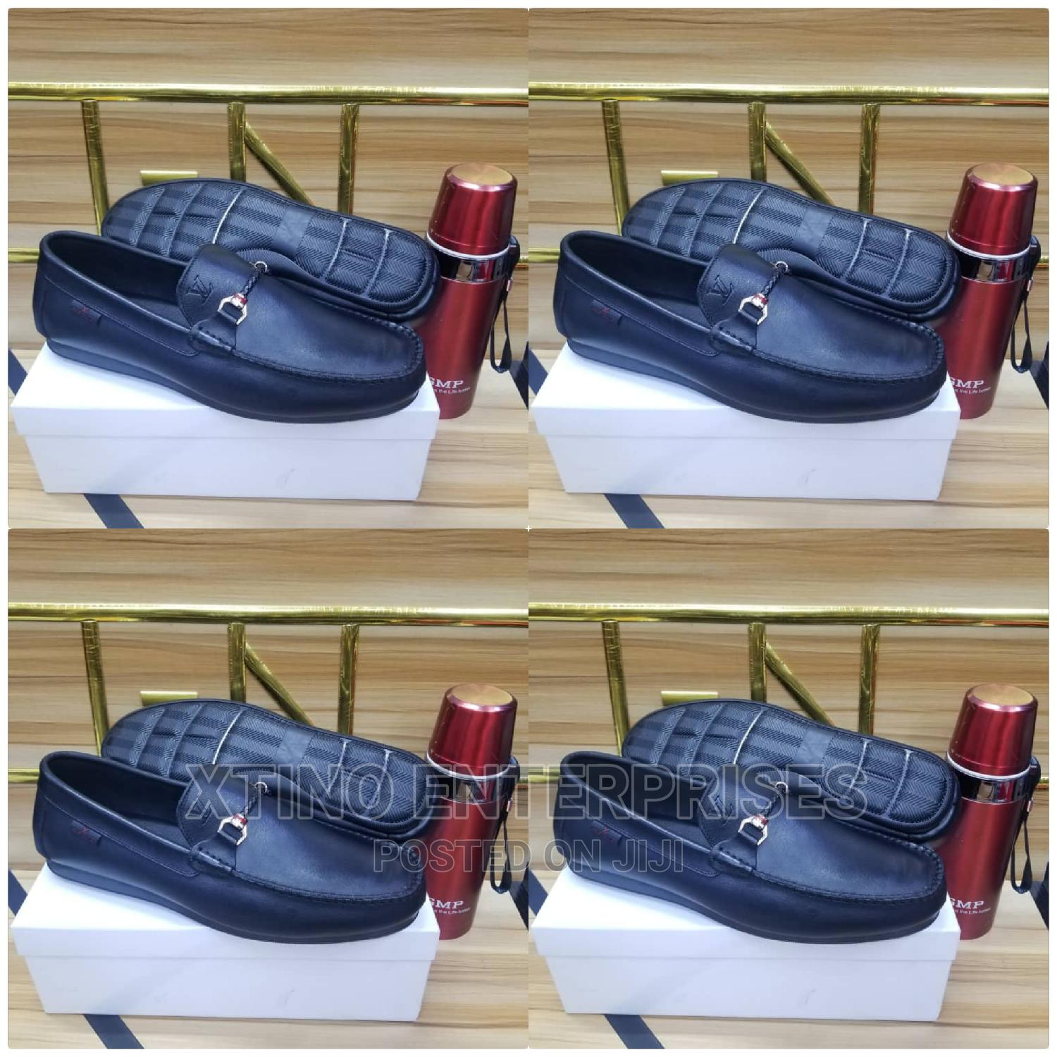Louis Vuitton Loafers Shoe Original   Shoes for sale in Surulere, Lagos State, Nigeria