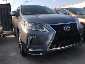 Lexus RX 2014 350 AWD Gray   Cars for sale in Lagos State, Apapa