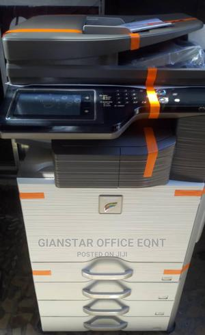 Sharp Coloured Copier, MX-2614N | Printers & Scanners for sale in Lagos State, Ojo