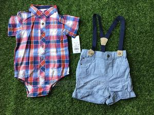 Boys Cat Jack 2 Piece Set   Children's Clothing for sale in Lagos State, Agboyi/Ketu